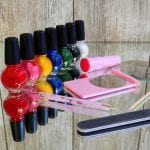 Nail art and care